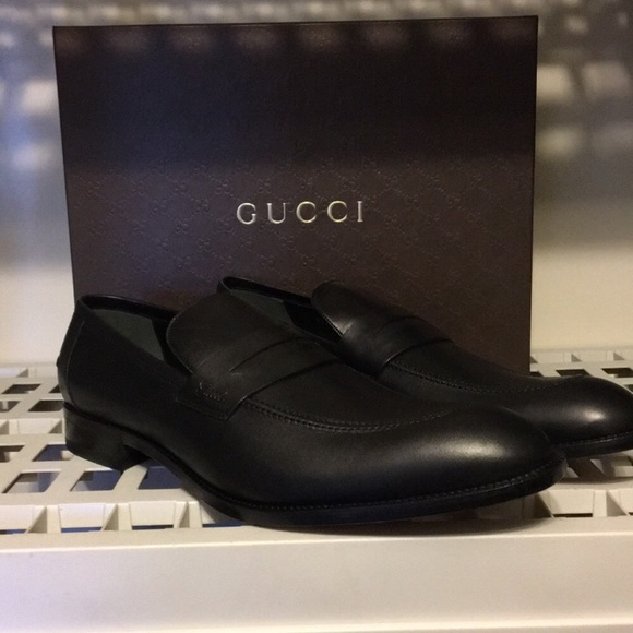 dd53d074e Gucci Shoes   New Black Loafer Cork Collection Shoe   Poshmark